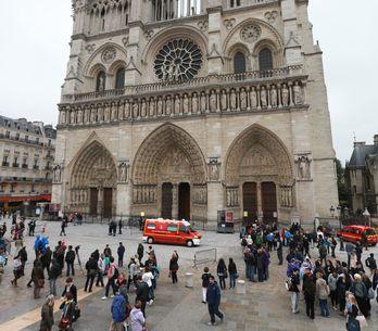 Suicide d'un opposant au mariage gay dans la cathédrale Notre-Dame de Paris