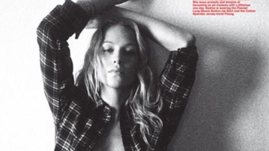 American Apparel : Une nouvelle pub sexiste pour une chemise unisexe (Photos)