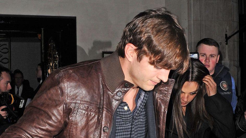 Ashton Kutcher et Mila Kunis : Bientôt le mariage ?