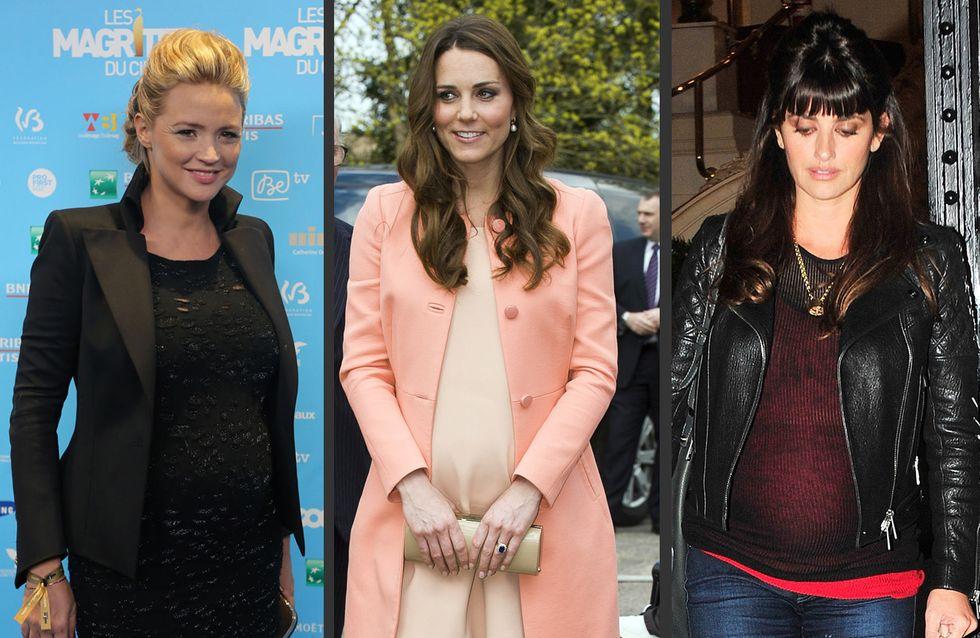 Fête des mères : Les bébés de stars de 2013