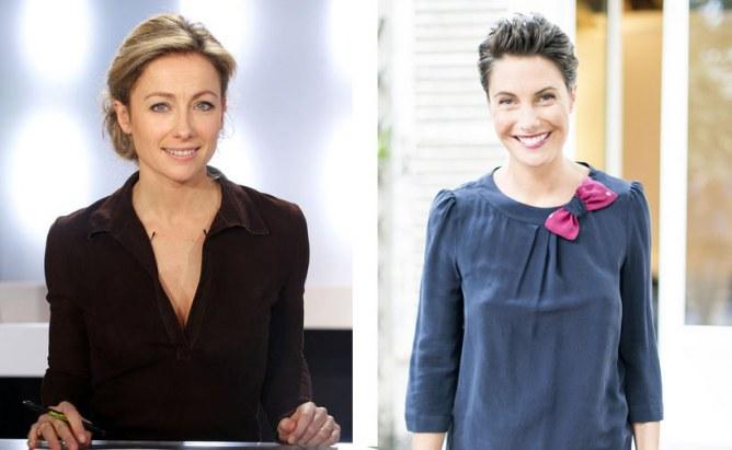 Anne-Sophie Lapix remplacera Alessandra Sublet dans « C à vous »