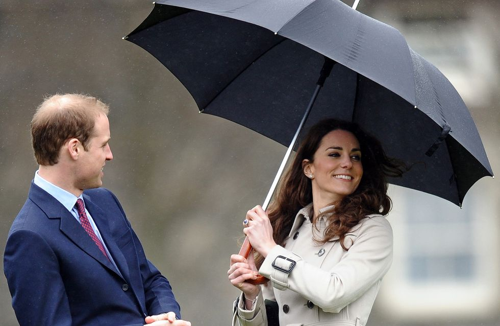 Kate Middleton enceinte : Elle a naturellement l'instinct maternel