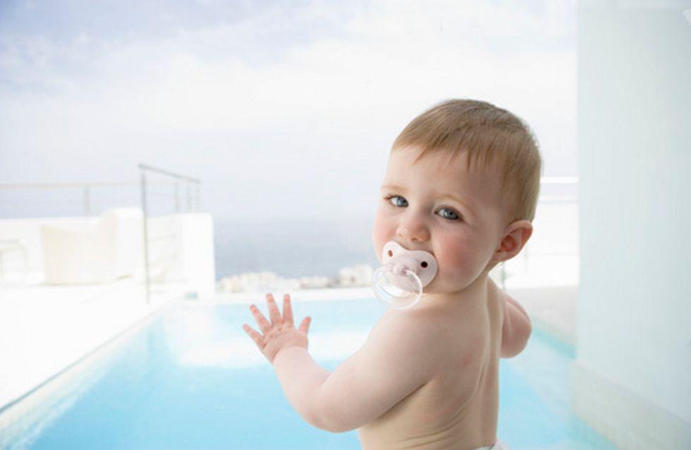 Bébé : Sucer sa tétine le protégerait des allergies