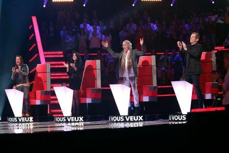 Le jury de The Voice conquis