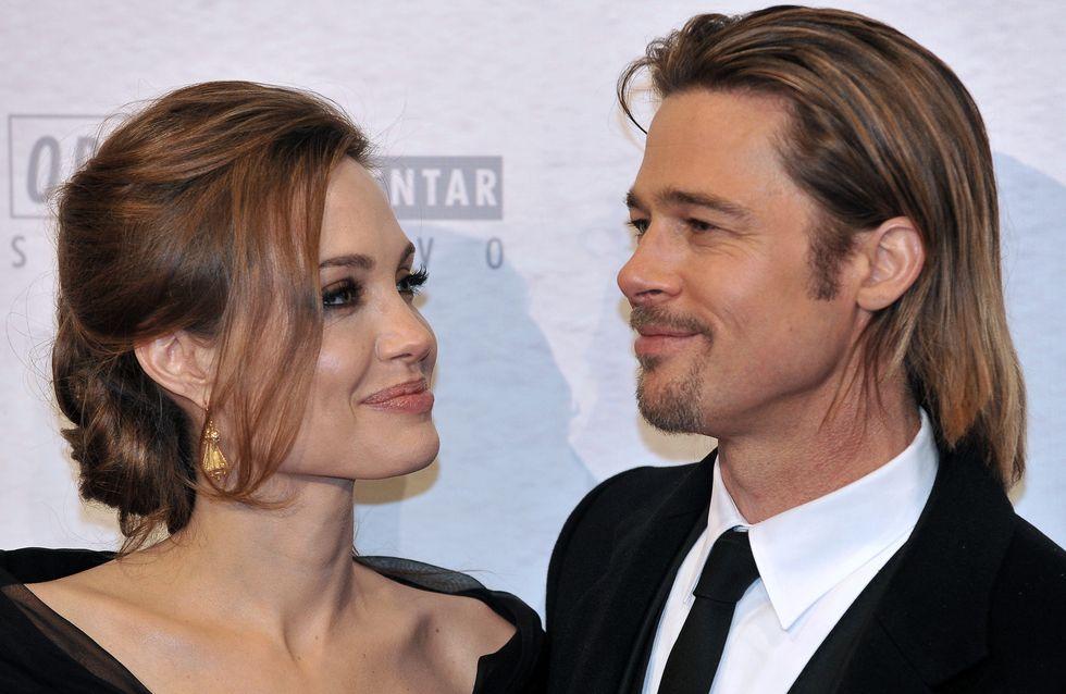 Angelina Jolie : Comment Brad Pitt l'a demandée en mariage