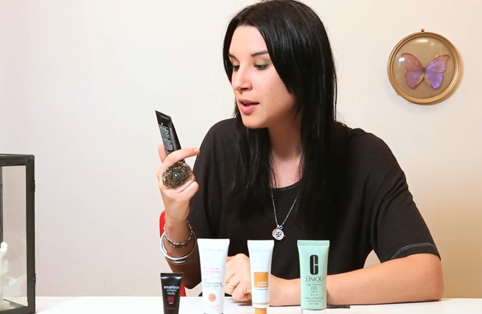 Test BB Cream dans la Beauté selon Caro (Vidéo)