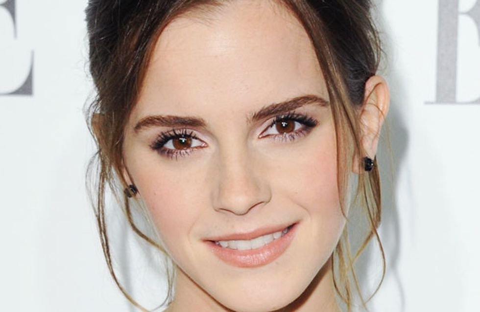 Emma Watson new face of Lancome lip gloss collection