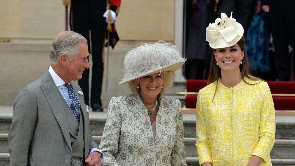 Kate Middleton enceinte : Un vrai rayon de soleil avec son ventre rond (Photos)