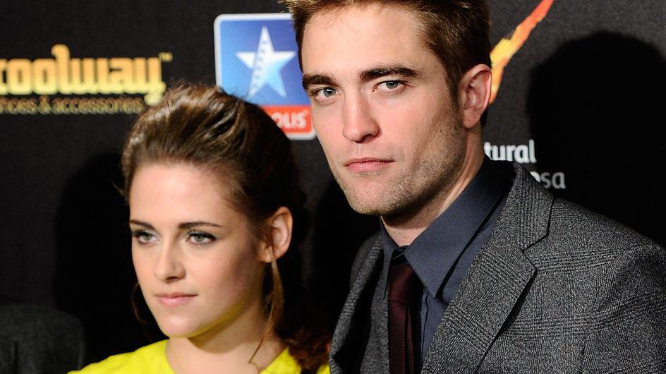 Kristen Stewart : Robert Pattinson ne veut plus lui parler