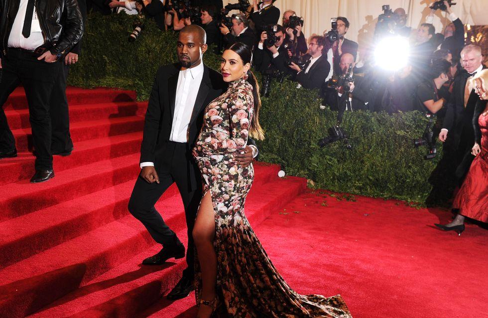 Kim Kardashian : Un futur bébé déjà trop looké