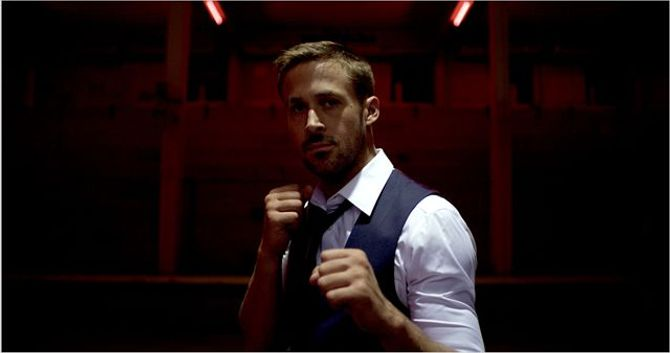 "Ryan Gosling dans ""Only God Forgives"""