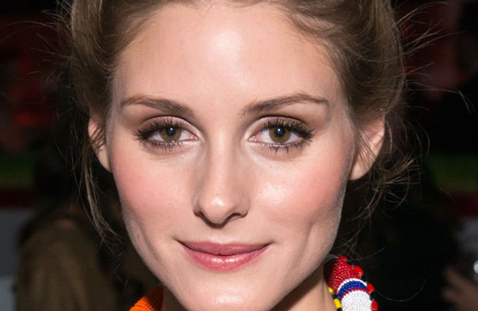 Olivia Palermo launches new charity fashion project