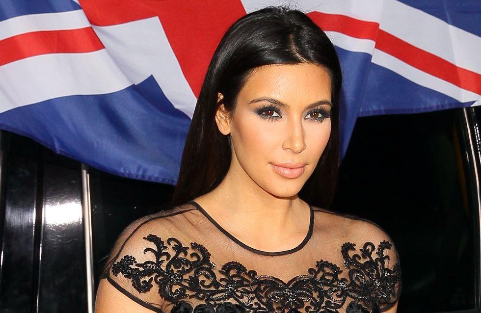 Kim Kardashian : Elle se trouve grosse (vidéo)