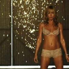 Jennifer Aniston joue les strip-teaseuses dans son prochain film (Vidéo)