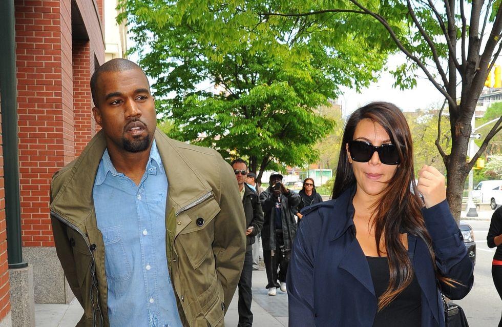 Kim Kardashian : Elle vendra les premières photos du bébé sans le dire à Kanye West