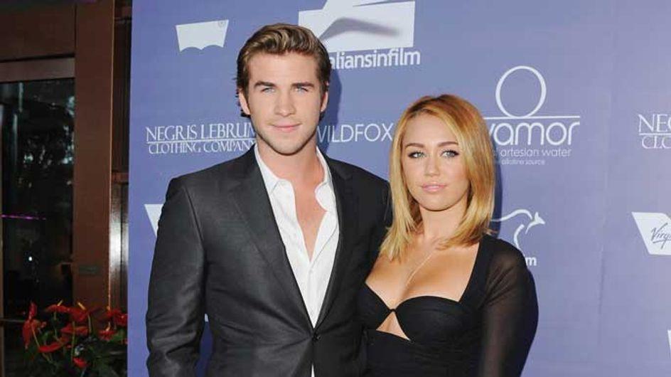 Miley Cyrus et Liam Hemsworth : Sous le même toit mais pas dans la même chambre