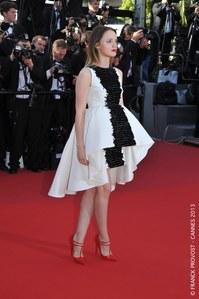 Sara Forestier au Festival de Cannes 2013