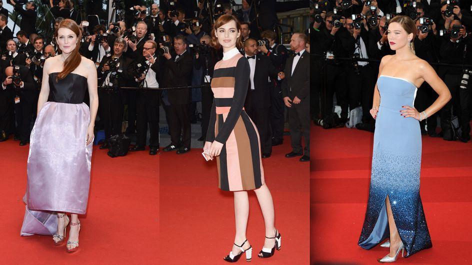 Festival de Cannes 2013 : Les pires looks, attention, ça pique les yeux !