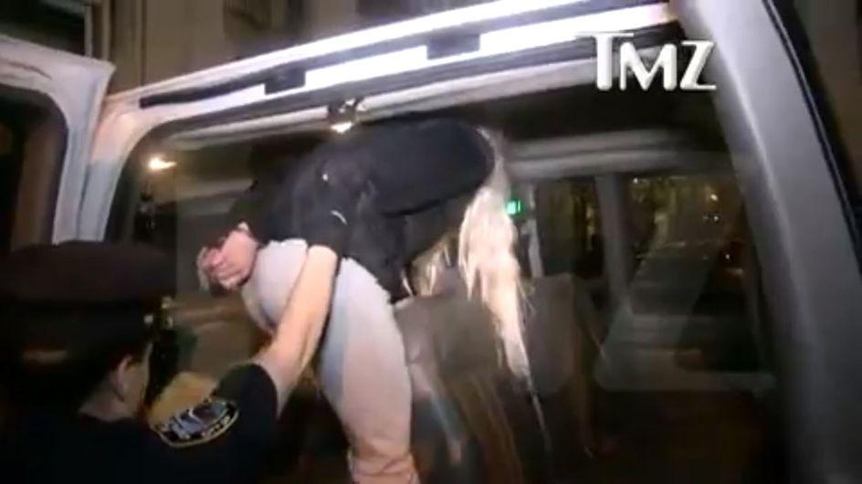 Amanda Bynes : Arrêtée par la police et emmenée à l'hôpital (Photos et Vidéo)