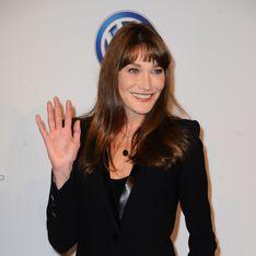 Carla Bruni : Radieuse, elle se confie sur France 2