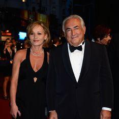 DSK : Avec sa nouvelle compagne sur le tapis rouge de Cannes (Photo)