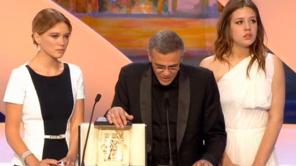 Festival de Cannes 2013 : Le palmarès complet
