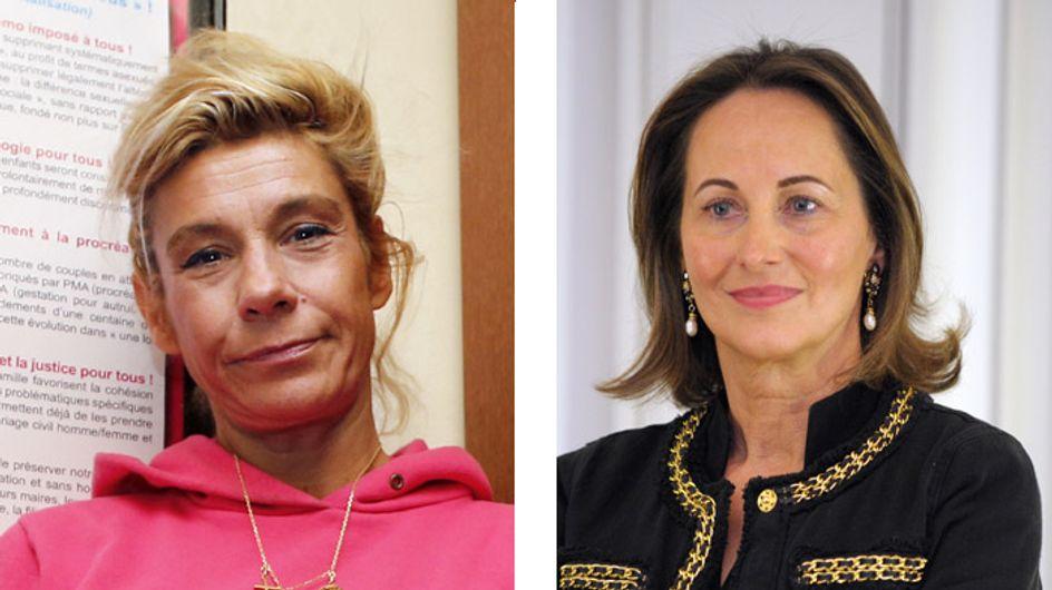 Frigide Barjot appelle Ségolène Royal à la rejoindre