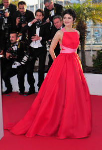Audrey Tautou au Festival de Cannes 2013