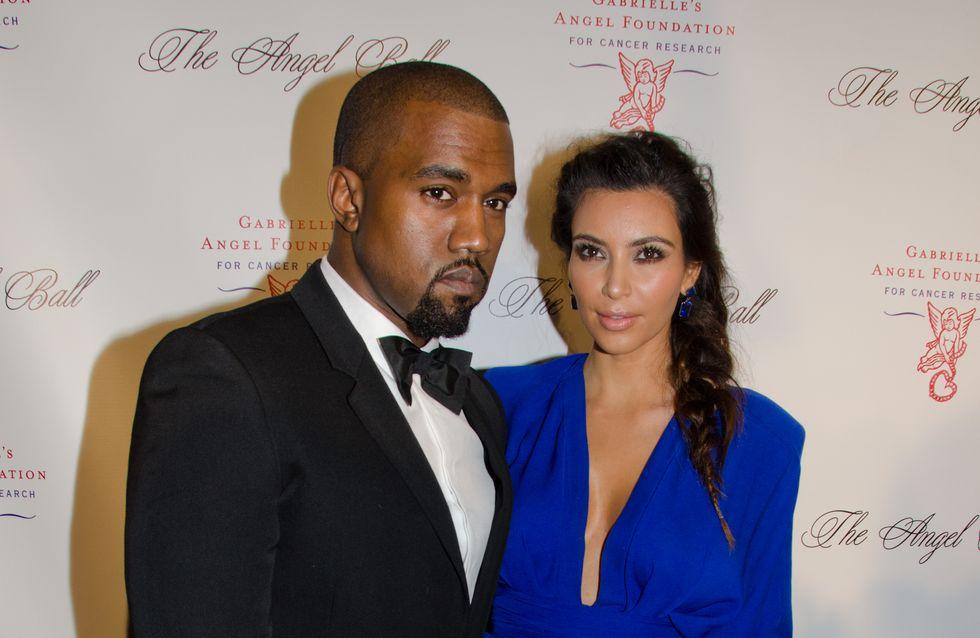 Kim Kardashian a accouché !