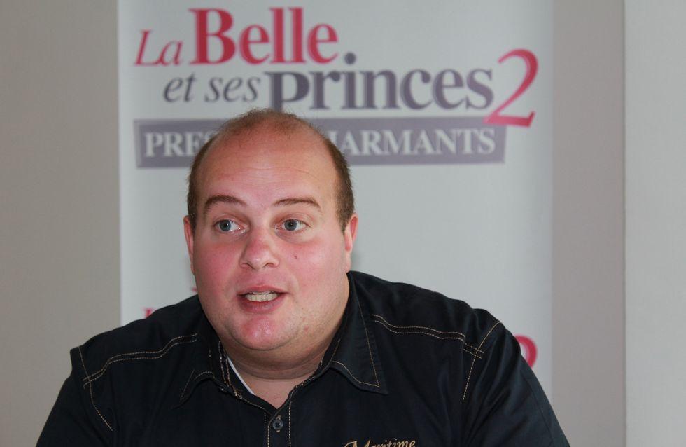 """Cyril (La Belle et ses Princes 2) : """"J'ai été très surpris du choix final de Nelly…"""""""