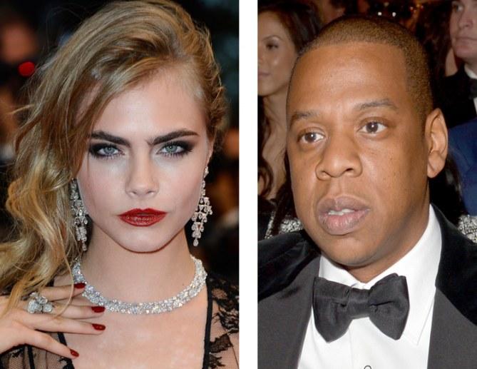 Cara Delevingne veut que Jay-Z la prenne sous son aile