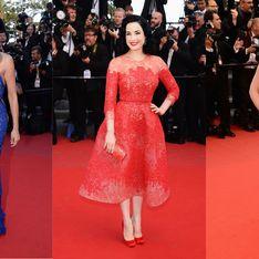 Festival de Cannes 2013 : Les plus belles robes ultra colorées des stars (Photos)