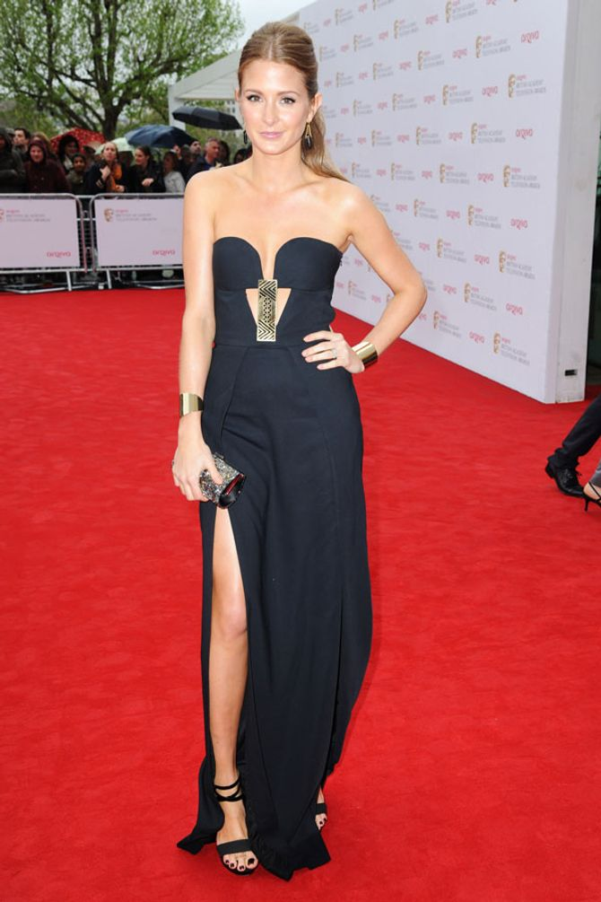 Made In Chelsea's Millie Mackintosh models for Very.co.uk