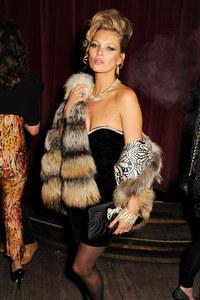 Kate Moss for Kerastase hair styling range