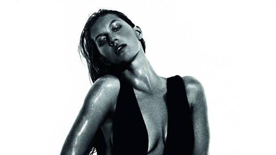 Gisele Bündchen : Ses photos sexy pour Vogue Brésil