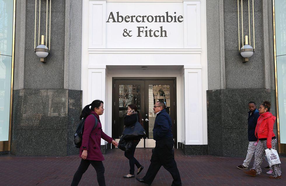 Abercrombie & Fitch préfère brûler ses vêtements plutôt que d'en faire don