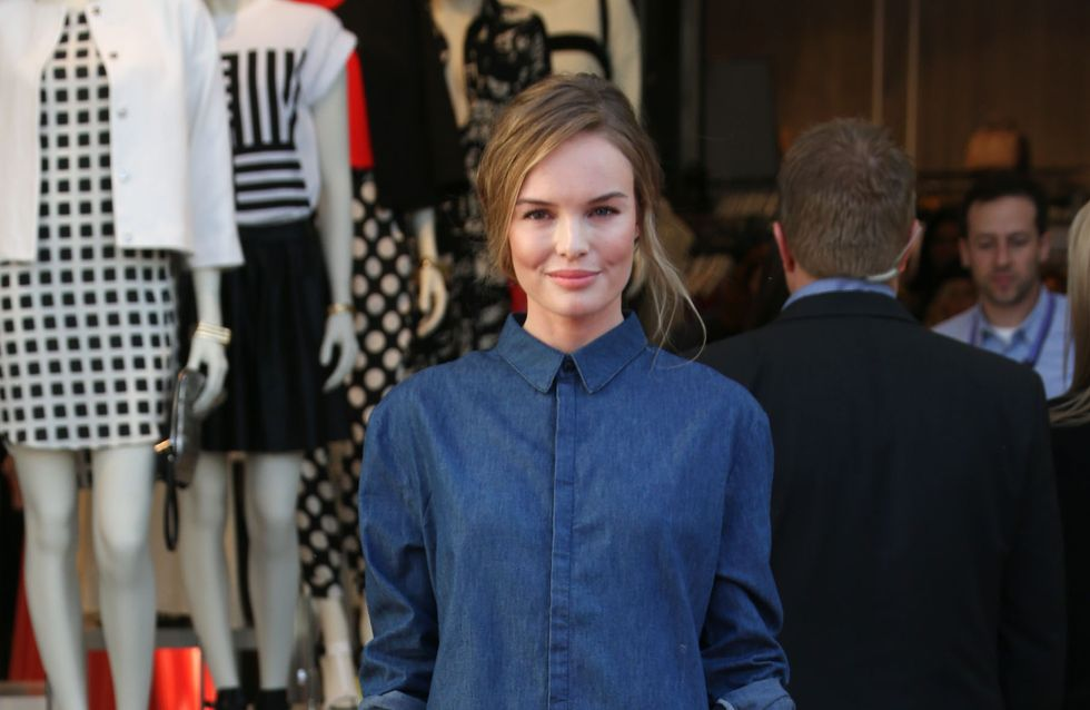 Kate Bosworth teams up with Topshop for festival collection