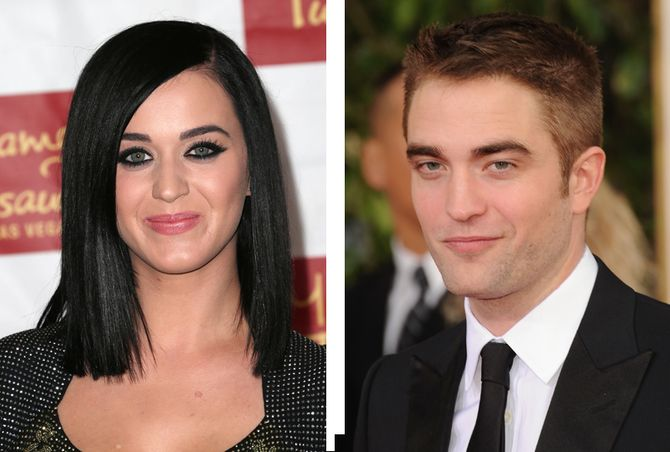 Robert Pattinson et Katy Perry : De l'amour dans l'air ?