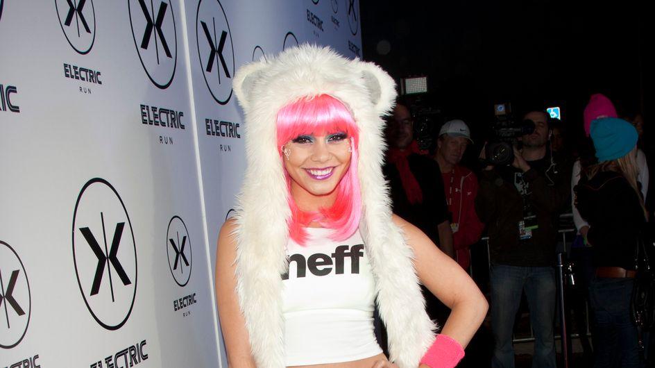 Vanessa Hudgens et son déguisement très, très kitsch !