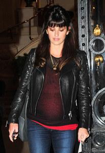 Penélope Cruz enceinte