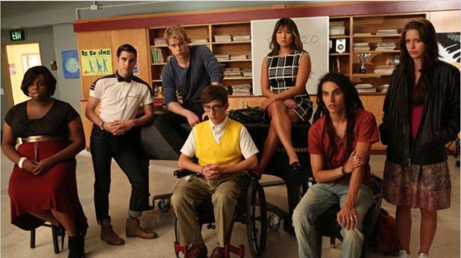 Glee : Un acteur de la série change radicalement de tête ! (photos)