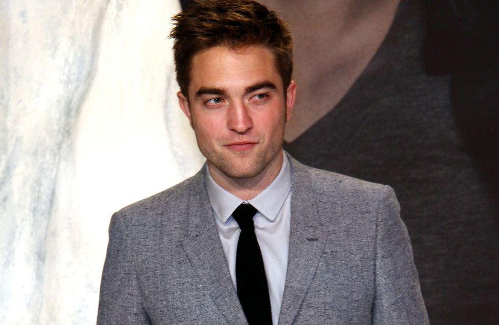 Robert Pattinson : Il veut rester célibataire