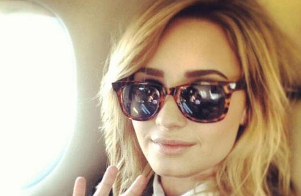 Demi Lovato : Elle assure en blonde ! (Photos)