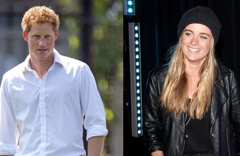 Prince Harry : Sa copine Cressida Bonas trop fêtarde pour Buckingham ?