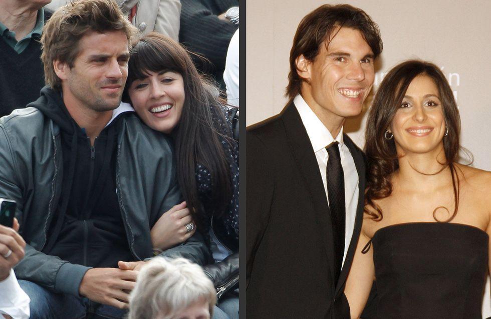 Roland Garros : Qui sont les petites amies des joueurs ? (Photos)