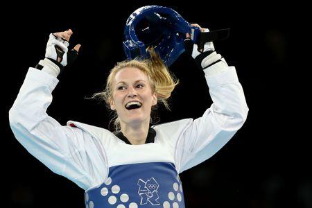 Marlène Harnois, médaillée de bronze aux JO de Londres en 2012