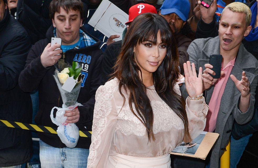 Kim Kardashian : Le sexe de son bébé révélé dimanche
