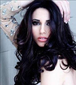 Denise Garrido, la Miss déchue du Canada