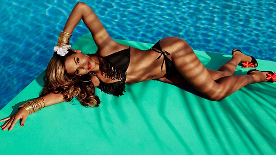 """Beyoncé for H&M: Singer """"furious"""" over slimmed-down pictures"""
