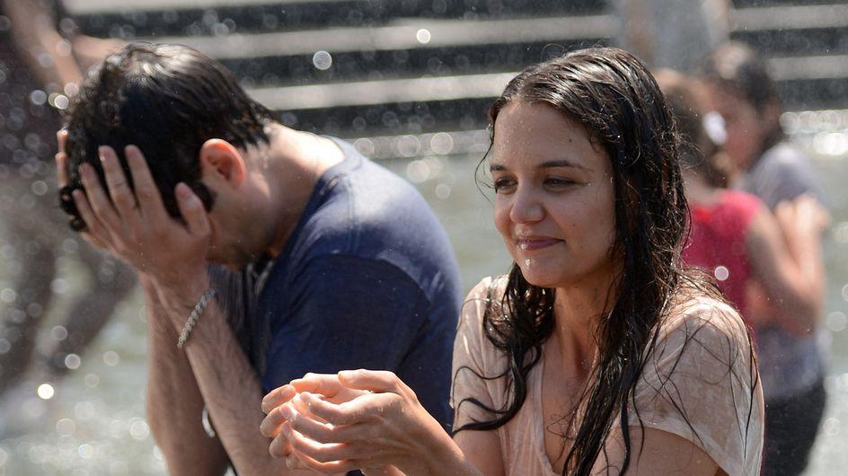Katie Holmes : Elle aurait retrouvé l'amour...